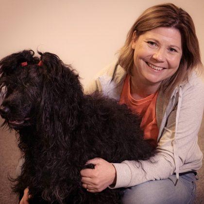 Anna Karin Terapihund i Sundsvall