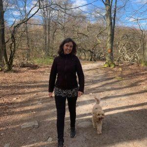 Jag och Lucy i Trollskogen